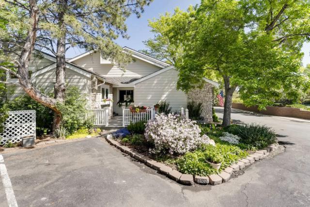 4605 S Yosemite Street #28, Denver, CO 80237 (#7845512) :: Wisdom Real Estate