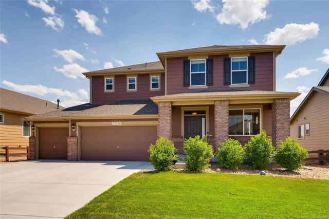 19490 Fallgold Street, Parker, CO 80134 (#7845648) :: The Pete Cook Home Group