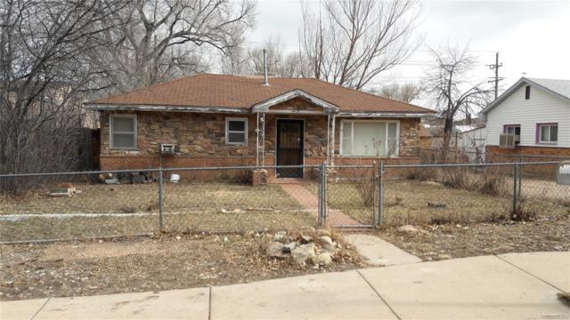 1413 Arch Street, Colorado Springs, CO 80904 (MLS #7845948) :: 8z Real Estate