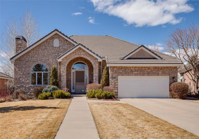 71 Blue Heron Lane, Greenwood Village, CO 80121 (#7846017) :: The Tamborra Team