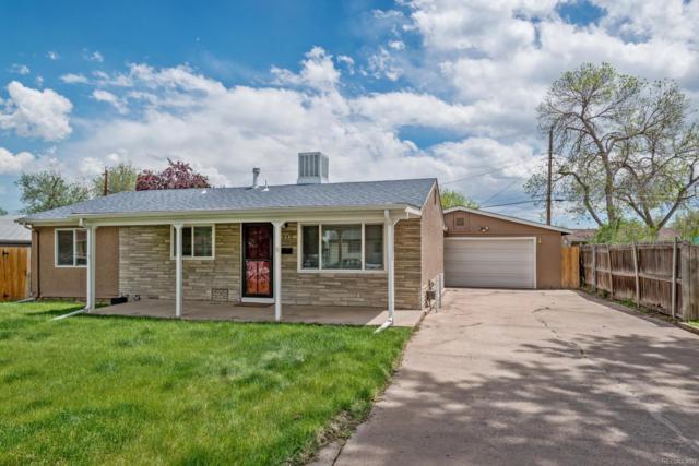 3940 S Grove Street, Englewood, CO 80110 (#7846480) :: The Peak Properties Group