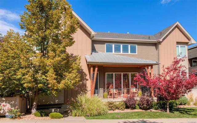 395 Terrace Avenue, Boulder, CO 80304 (MLS #7846502) :: The Galvis Group