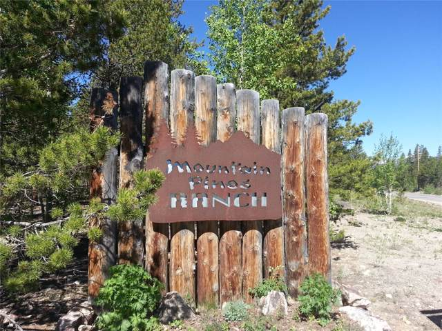 1750 Mountain View Drive, Leadville, CO 80461 (#7846777) :: The Healey Group