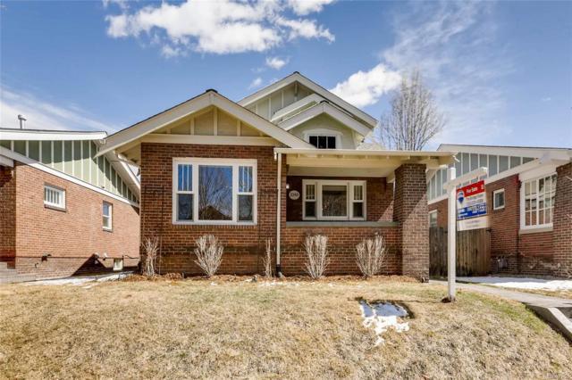 1048 S Vine Street, Denver, CO 80209 (#7846929) :: Colorado Home Finder Realty