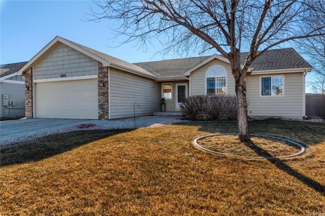 3243 Firewater Lane, Wellington, CO 80549 (MLS #7847064) :: 8z Real Estate