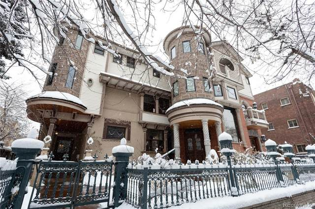 1022 Pearl Street #101, Denver, CO 80203 (#7847461) :: Berkshire Hathaway Elevated Living Real Estate