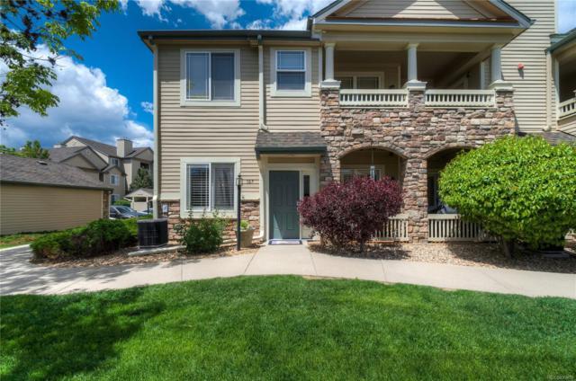 9692 W Coco Circle #107, Littleton, CO 80128 (MLS #7847686) :: 8z Real Estate