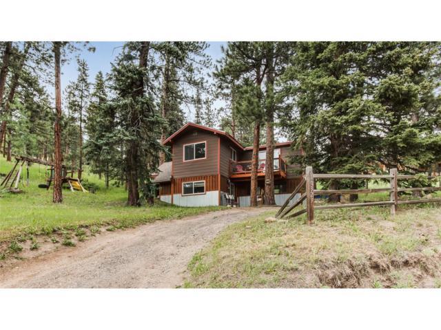 10323 Buena Vista Drive, Conifer, CO 80433 (MLS #7847693) :: 8z Real Estate