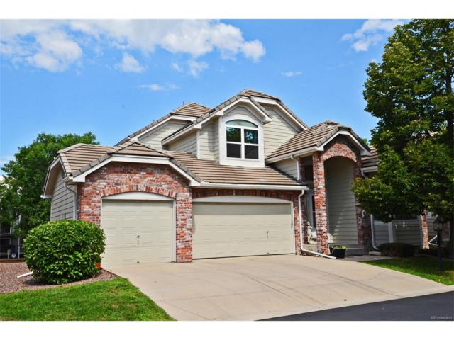 8051 W 78th Place, Arvada, CO 80005 (#7847896) :: The Peak Properties Group