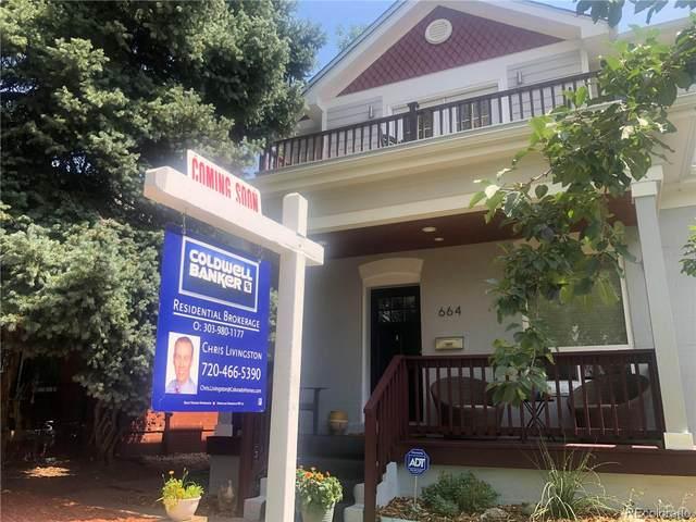 664 S Sherman Street, Denver, CO 80209 (#7848057) :: Wisdom Real Estate