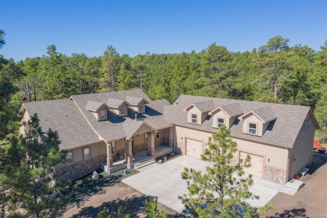 14250 Delwood Drive, Elbert, CO 80106 (#7848235) :: The Margolis Team