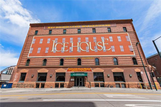 1801 Wynkoop Street #511, Denver, CO 80202 (#7848614) :: Bring Home Denver with Keller Williams Downtown Realty LLC