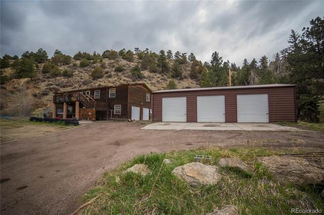 1182 Chicago Creek Road, Idaho Springs, CO 80452 (MLS #7848787) :: Neuhaus Real Estate, Inc.