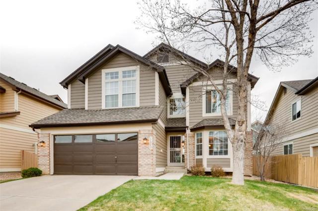 17049 E Carr Avenue, Parker, CO 80134 (#7848836) :: The Peak Properties Group