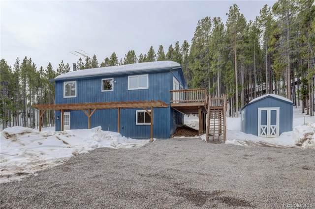 9039 Krashin Drive, Conifer, CO 80433 (#7849130) :: The Gilbert Group