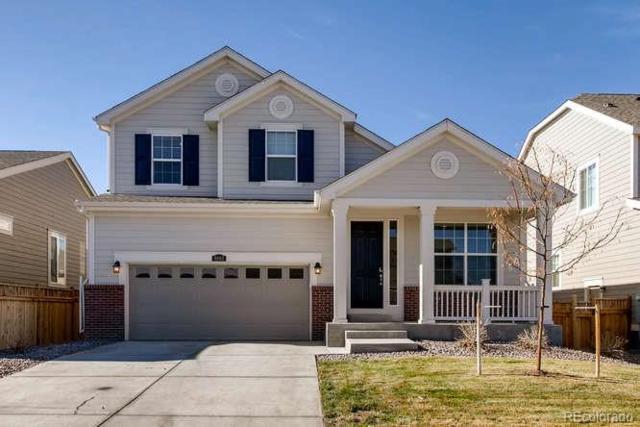 8861 Sassafras Street, Parker, CO 80134 (#7849347) :: Colorado Home Finder Realty
