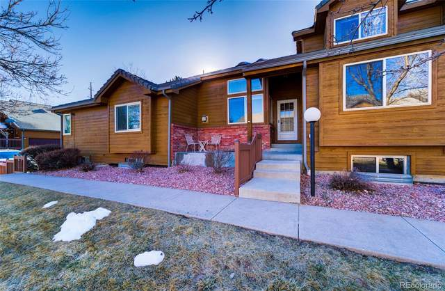 11945 W 66th Place B, Arvada, CO 80004 (#7849373) :: The DeGrood Team