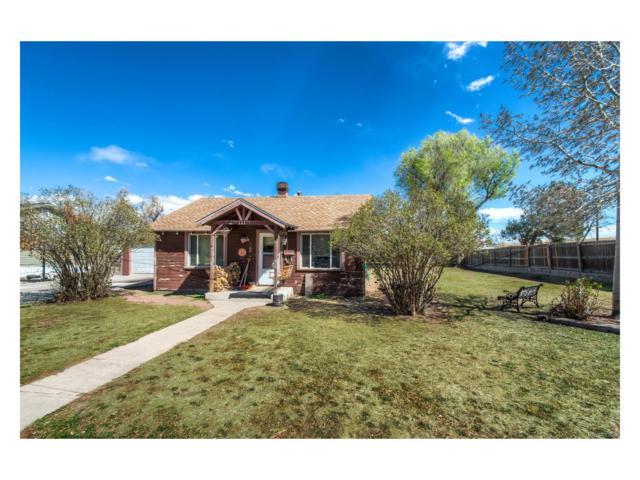 1112 Verbena Street, Denver, CO 80220 (MLS #7849868) :: 8z Real Estate