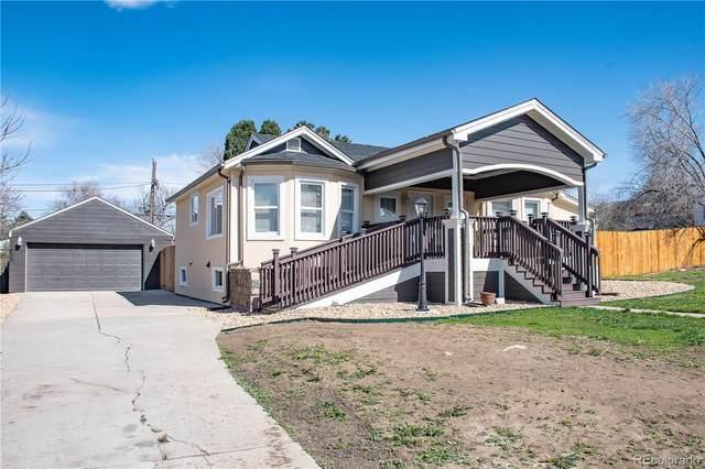 222 S Raleigh Street, Denver, CO 80219 (#7849945) :: Peak Properties Group