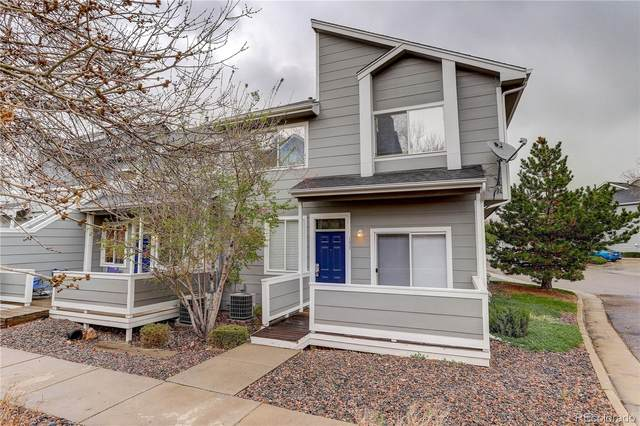 1059 S Walden Way #157, Aurora, CO 80017 (#7849955) :: Kimberly Austin Properties