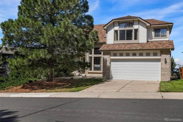 1505 Pinyon Drive, Castle Rock, CO 80104 (#7850107) :: HomeSmart
