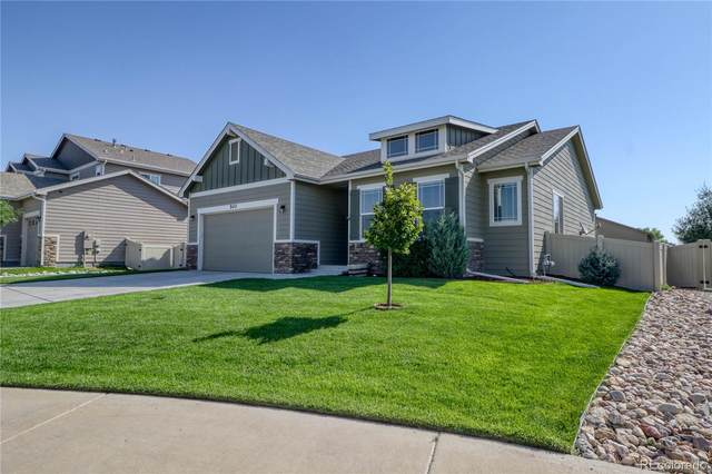500 Cimarron Drive, Ault, CO 80610 (MLS #7850210) :: 8z Real Estate
