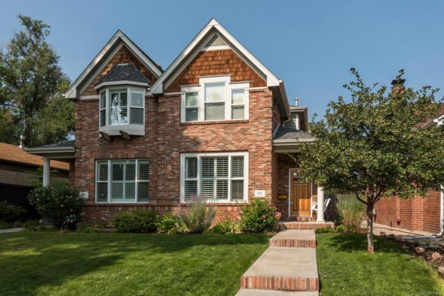 785 S Washington Street, Denver, CO 80209 (#7850472) :: Wisdom Real Estate