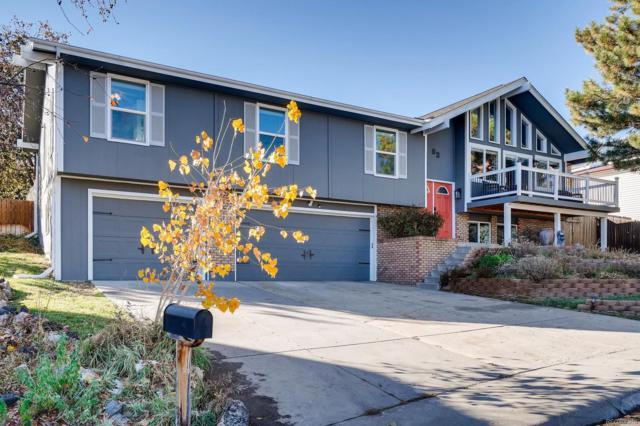 63 S Zinnia Court, Lakewood, CO 80228 (#7851358) :: The Peak Properties Group
