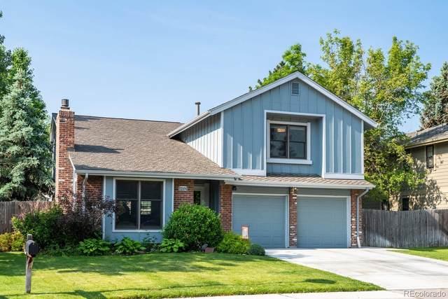 8932 W 81st Lane, Arvada, CO 80005 (#7851709) :: Kimberly Austin Properties