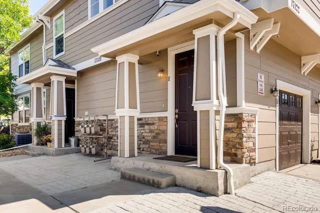 17122 Waterhouse Circle E, Parker, CO 80134 (MLS #7852285) :: 8z Real Estate