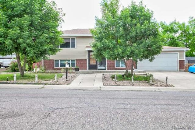 4823 W 61st Avenue, Arvada, CO 80003 (#7852375) :: The Griffith Home Team
