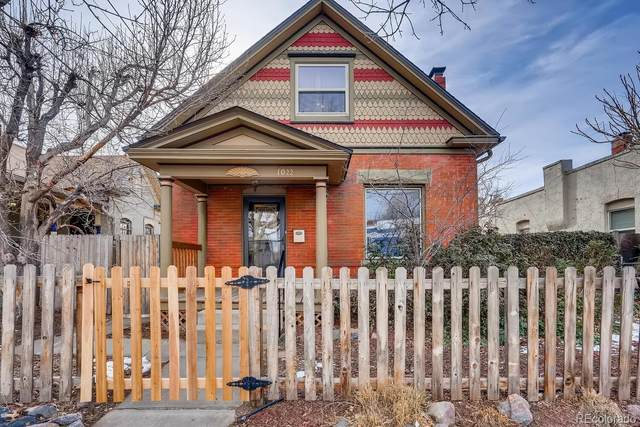 1022 W 9th Avenue, Denver, CO 80204 (#7852709) :: Colorado Home Finder Realty