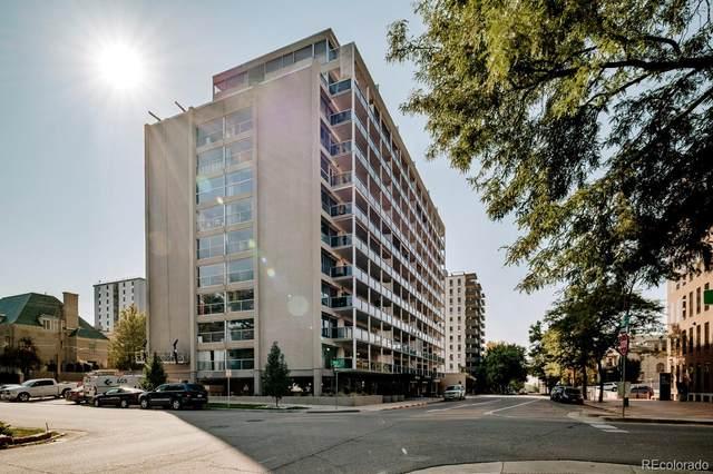 888 N Logan Street 11A, Denver, CO 80203 (#7853290) :: The DeGrood Team