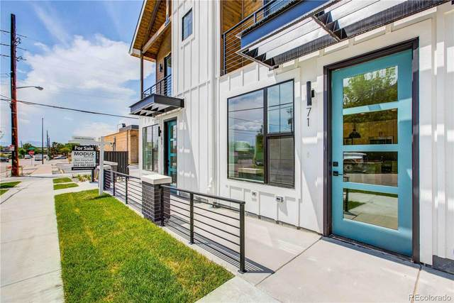 61 E Asbury Avenue, Denver, CO 80210 (#7853704) :: HomeSmart Realty Group