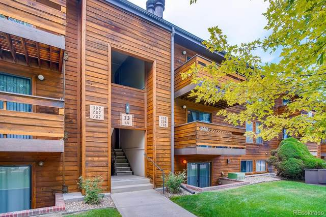 431 Wright Street #208, Lakewood, CO 80228 (MLS #7853893) :: Bliss Realty Group