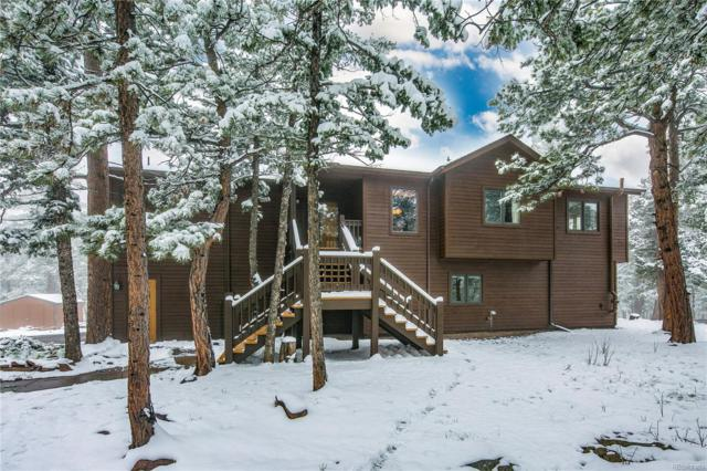 23971 Mormon Drive, Conifer, CO 80433 (#7854546) :: The Heyl Group at Keller Williams
