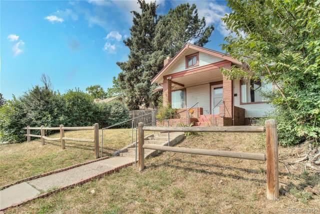 1455 Verbena Street, Denver, CO 80220 (#7854678) :: Symbio Denver