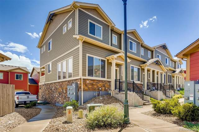 1651 Aspen Meadows Circle, Federal Heights, CO 80260 (#7855045) :: Kimberly Austin Properties