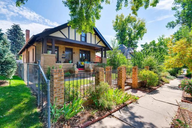 632 Downing Street, Denver, CO 80218 (#7855274) :: The HomeSmiths Team - Keller Williams