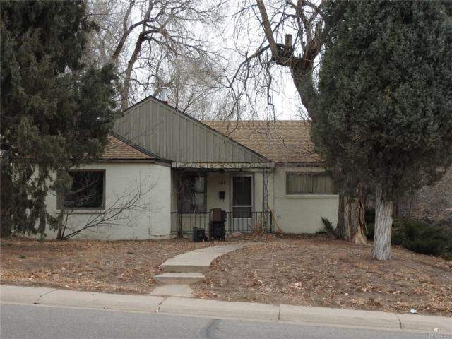 4484 S Fox Street, Englewood, CO 80110 (#7855489) :: Structure CO Group