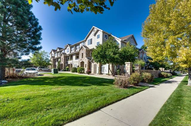 1520 S Florence Way #116, Aurora, CO 80247 (#7855637) :: The Galo Garrido Group