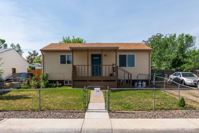 6520 E 79th Place, Commerce City, CO 80022 (#7855662) :: Wisdom Real Estate