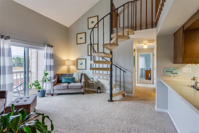 10890 W Evans Avenue 3D, Lakewood, CO 80227 (#7855668) :: Wisdom Real Estate