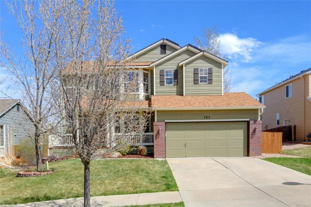 703 Mcclure Court, Erie, CO 80516 (#7855741) :: The Griffith Home Team