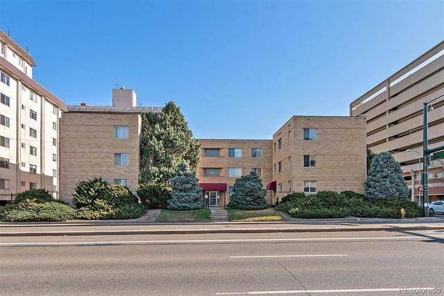 1100 Colorado Boulevard #206, Denver, CO 80206 (#7855929) :: Berkshire Hathaway HomeServices Innovative Real Estate