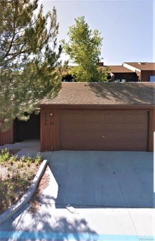 6638 Pinewood Drive, Parker, CO 80134 (MLS #7856076) :: Keller Williams Realty