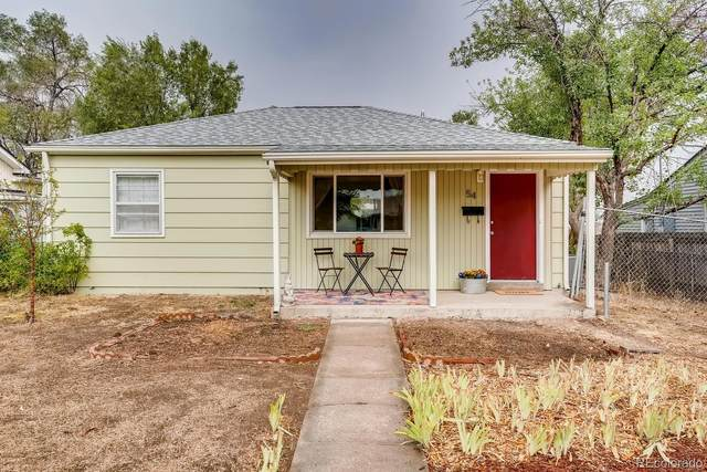 54 S Perry Street, Denver, CO 80219 (#7856114) :: Bring Home Denver with Keller Williams Downtown Realty LLC