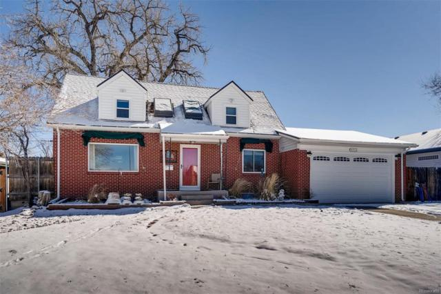 4416 Brentwood Street, Wheat Ridge, CO 80033 (#7856324) :: The Heyl Group at Keller Williams