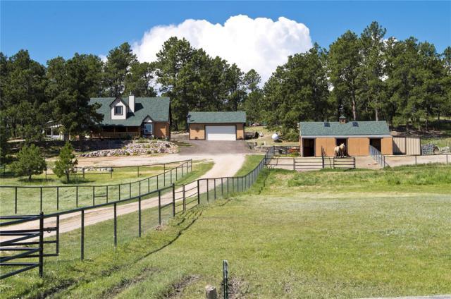 14850 Tanner Trail, Elbert, CO 80106 (#7856381) :: HomePopper