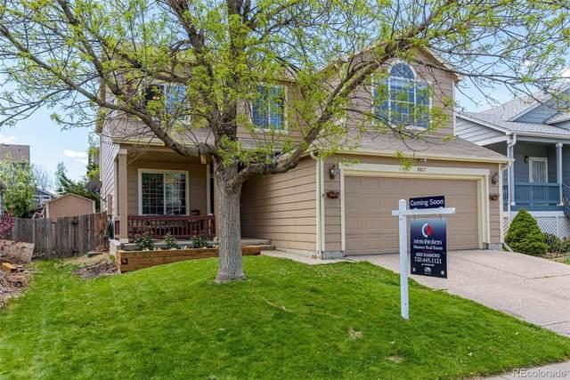 8837 Greengrass Way, Parker, CO 80134 (MLS #7856459) :: Find Colorado